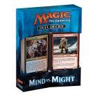 Magic - Duel Decks - Mind vs. Might (Anglais)
