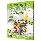 Munchkin Cthulhu 4 - Oh my Grottes !