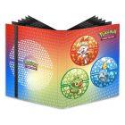 Pokémon - Epée et Bouclier - Démarrage Galar 2 - Portfolio PRO-Binder 9 Pochettes