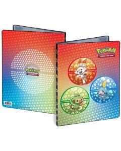 Pokémon - Epée et Bouclier - Démarrage Galar 2 - Portfolio 9 Pochettes
