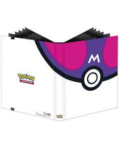 Pokémon UP - Master Ball  - Portfolio PRO-Binder - 9 Pochettes