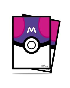 Pokémon UP - Master Ball - Deck Protector (65)