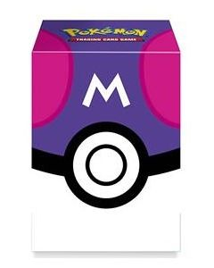 Pokémon UP - Master Ball - Deck Box