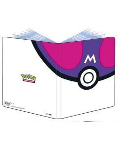 Pokémon UP - Master Ball - Portolio - 9 Pochettes