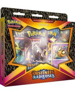Pokémon - Collection Folle Aventure avec Pin's - Destinées Radieuses - Dedenne
