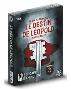 50 Clues - Le Destin de Leopold - Episode 3