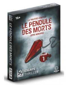 50 Clues - Le Pendule des Morts - Episode 1