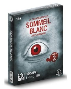 50 Clues - Sommeil Blanc - Episode 2