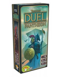 7 Wonders - Duel - Pantheon