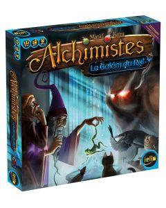 Alchimistes - Le Golem du Roi