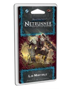 Android - Netrunner (JdC) - Loi Martiale