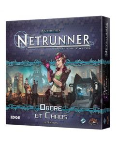 Android - Netrunner (JdC) - Ordre et Chaos