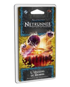 Android - Netrunner (JdC) - L'Univers de Demain