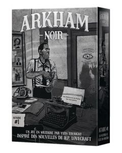 Arkham Noir (JdC) - Affaire no1