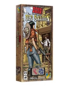 Bang ! - Le Jeu de Dés - Old Saloon