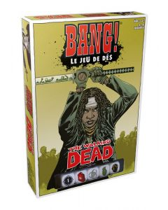 Bang ! - Le Jeu de Dés - The Walking Dead