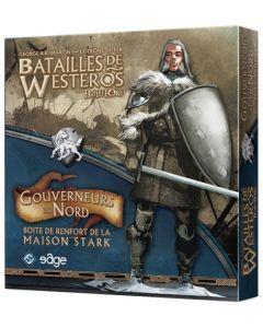 Batailles de Westeros - Gouverneurs du Nord