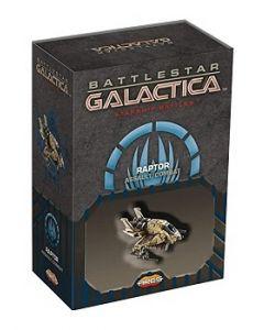 Battlestar Galactica - Starship Battles - Raptor Assault / Combat