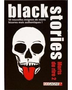 Black Stories - Morts de Rire 2