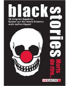 Black Stories - Morts de Rire