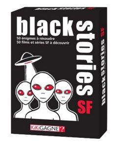 Black Stories - Science Fiction