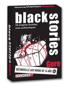 Black Stories - Gore
