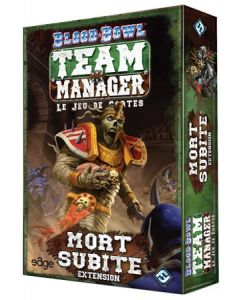 Blood Bowl - Team Manager (JdC) : Mort Subite