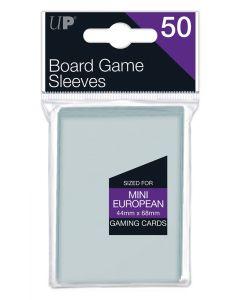 Board Game Sleeves - Mini European 44 x 68 mm (50)