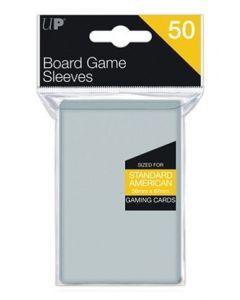 Board Game Sleeves - Standard American - 56 x 87 mm (50)