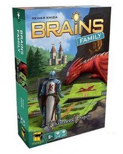 Brains - Family - Châteaux & Dragons