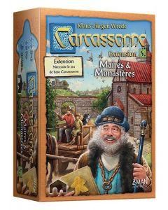 Carcassonne - Extension 5 - Maires et Monastères
