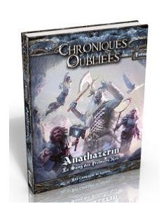 Chroniques Oubliées Fantasy - Anathazerïn - Le Sang des Premiers Nés