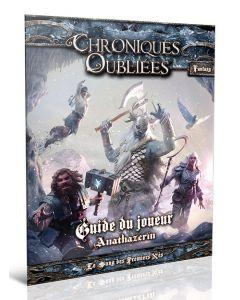 Chroniques Oubliées Fantasy - Anathazerïn - Guide du Joueur