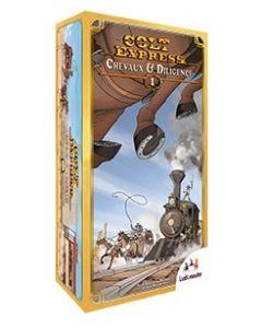 Colt Express - Chevaux & Diligences