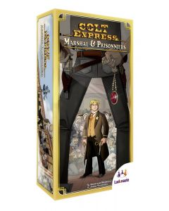 Colt Express - Marshall & Prisonniers