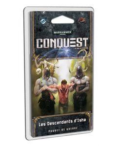 Warhammer 40,000 (JCE) - Conquest - Les Descendants d'Isha
