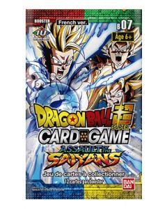 Dragon Ball Super - Assault of the Saiyans - Booster(s)