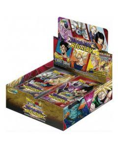 Dragon Ball Super B13 - Unison Warrior Series - Supreme Rivalry - Boite de 24 Boosters