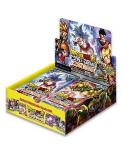 Dragon Ball Super B04 - Colossal Warfare - Boite de 24 Boosters