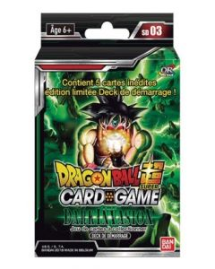 Dragon Ball Super SD03 - Deck de Démarrage - Dark Invasion