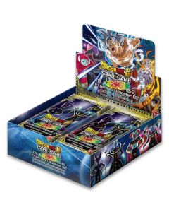 Dragon Ball Super EB02 - Divine Multiverse - Expansion Booster 02 - Boite de 24 Boosters