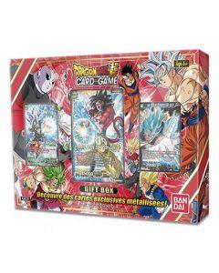 Dragon Ball Super GE01 - Gift Box (Carte Big Leader Aléatoire)