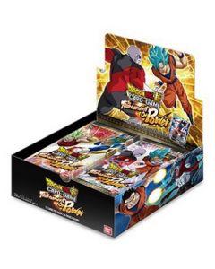 Dragon Ball Super - The Tournament of Power - Boite de 24 Boosters