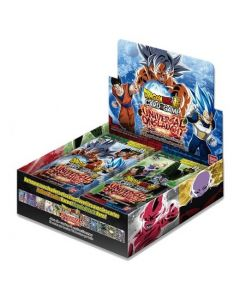 Dragon Ball Super B09 - Universal Onslaught - Boite de 24 Boosters