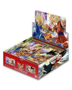 Dragon Ball Super TB02 - World Martial Arts Tournament - Boite de 24 Boosters