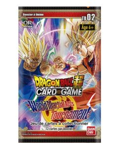 Dragon Ball Super TB02 - World Martial Arts Tournament - Booster(s)