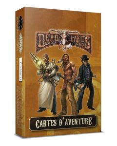 Deadlands - Cartes d'Aventure