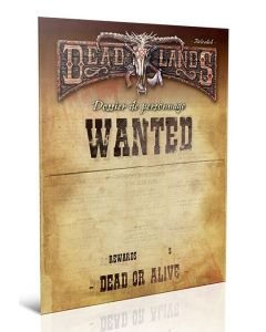 Deadlands - Dossier de Personnages