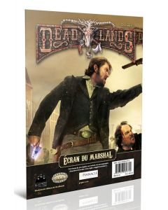 Deadlands - Ecran du Marshall
