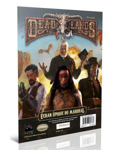 Deadlands - Ecran Epique du Marshall